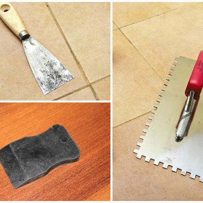 Вимірювальні і розміточні інструменти