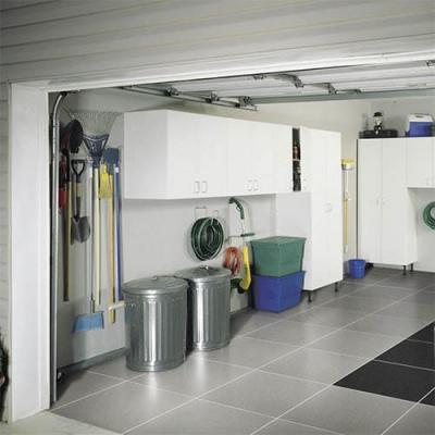 Плитка грес в гараж