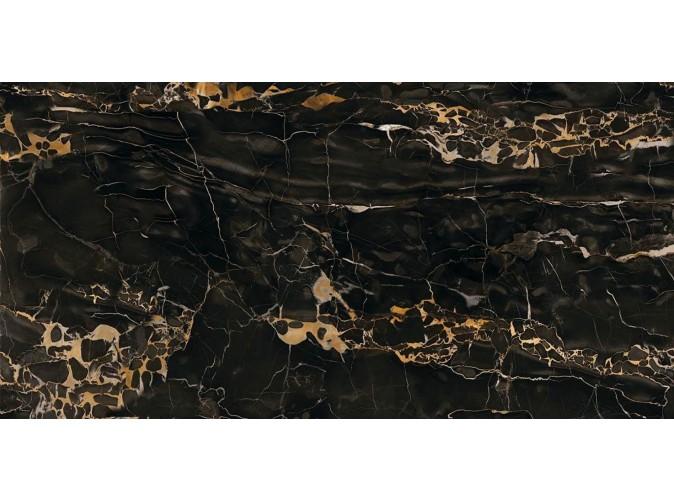 Плитка керамограніт BLACK PORTORO 60х120
