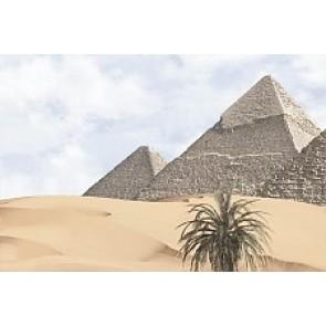 Декор Luxor голубой 20x30 -3