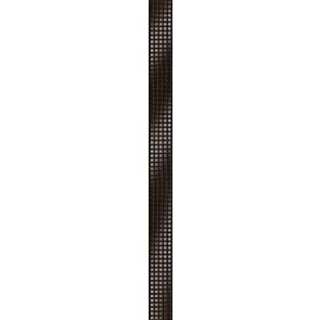 Фриз Токіо 40х3 коричневий