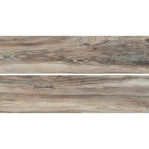 Плитка керамограніт Дувр 20х80 коричневий