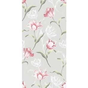 Плитка стіна Норфолк 30х60 квіти сірий