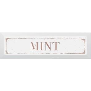 Декор Гамма Mint 8,5х28,5 карамель