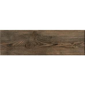 Плитка підлога Pantal 15х50 темно червоно-коричневий