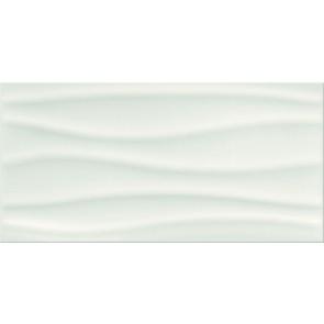 Плитка стіна Fresh Fruits 29,7х60 white glossy wave structure