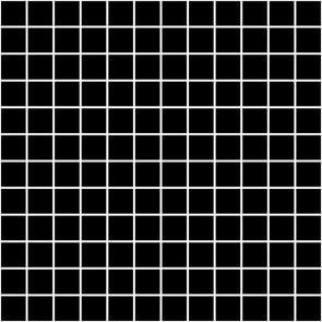 Мозаїка Темарі 29.8х.29.8 чорний матовий