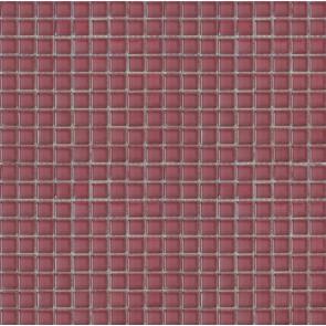 536 Мозаика моно розовая