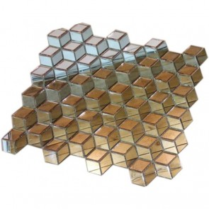 Мозаика зеркальная ZR-56 32х32