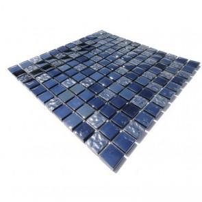 Мозаика стеклянная микс DI005 30х30