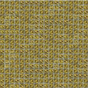 636 Мозаика моно рельефный золото