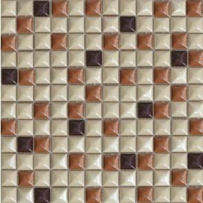 926 Мозаика микс Гранд Браун Медиум