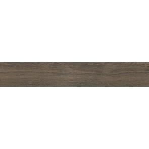 Плитка керамограніт Мербау 20х119.5 темно-коричневий