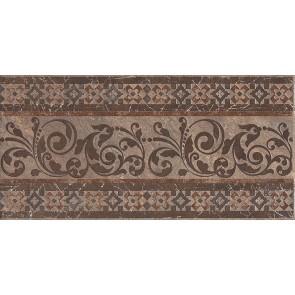 Бордюр Бромлі 40.2х19.6 коричневий