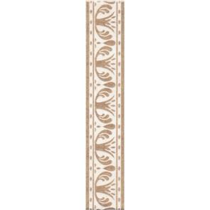 Бордюр Лауріто 40х7.7 орнамент