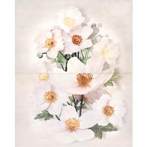 Панно Rensoria 50x40 квітка