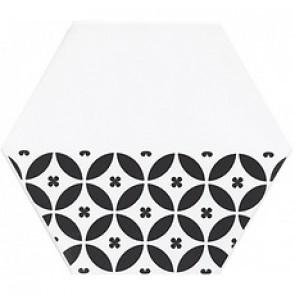 Декор Буранеллі 20Х23.1 пелюстки кола