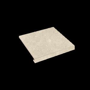 Сходинка кутова П-под. права Ca' Di Pietra 345x300x35x10.2 beige SZRXPZ3RC2