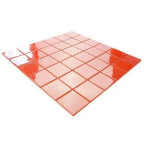 Мозаика Красный RAL 3031 30х30