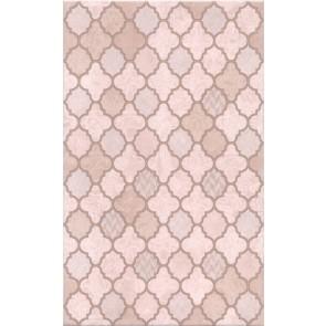 Декор Фоскари розовый 25х40
