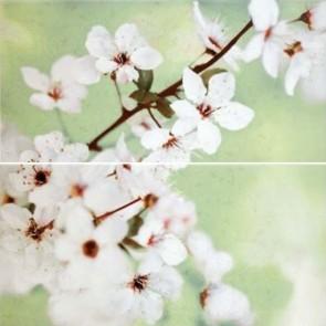 Декор Early Spring 59.4x60 panno flower (из 2-х шт)