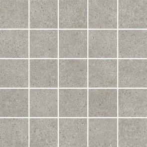 Декор Безана сірий мозаічний 25х25