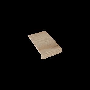 Ступень П-обр. прямая правая LEGNO BEIGE 345x150x35x10.2 SZZXLV3RP2