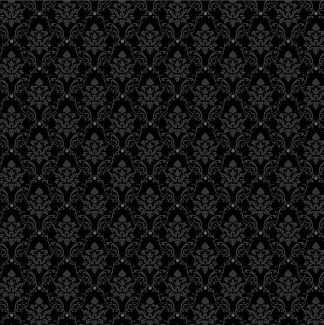 Плитка підлога Уайтхолл 40,2х40,2 чорний