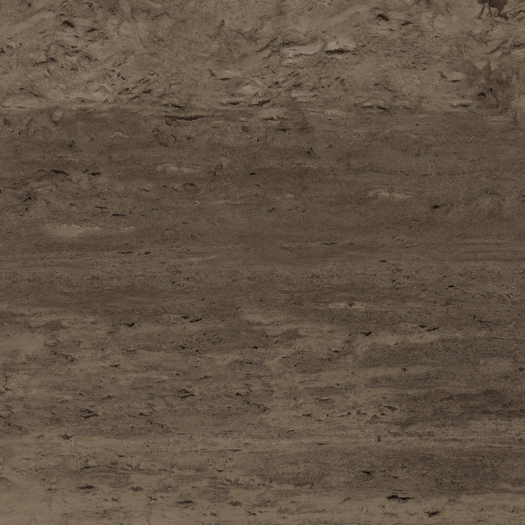 Підлога Terragres Travertin 60х60 коричневий