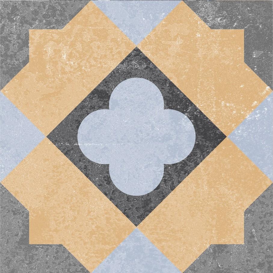 Декор ETHNO MIX №22 18.6х18.6