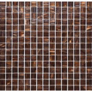 Мозаика Vivacer Brown авантюрин 32.7х32.7