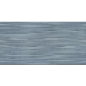 Плитка стіна Марітімос голубая структура 30х60
