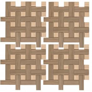 Мозаика MARMO ACERO 30x30 VELLUTO MMCXMA63
