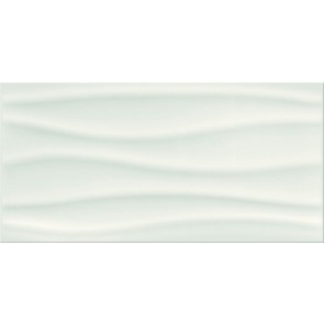 Плитка стена Fresh Fruits 29,7х60 white glossy wave structure