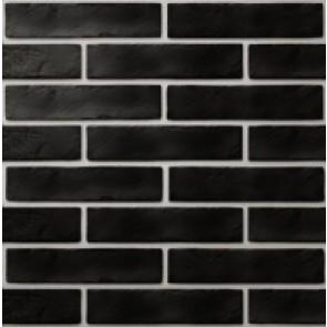 Плитка стена The Strand 250х60 черный
