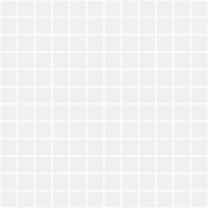 Мозаика ТЕМАРИ 29.8х.29.8 белый матовый