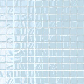Мозаика Темари 29.8х.29.8 бледно-голубая