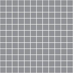 Мозаика Темари 29.8х.29.8 графит матовая