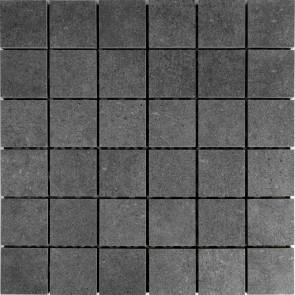 Мозаика Concrete 30х30 nero MQCXRM9