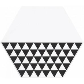Декор Буранелли 20Х23.1 треугольники