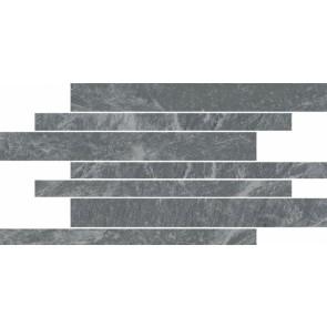 Мозаика Yakara 22.2x44.6 grey mosaic