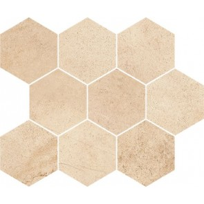 Декор SAHARA DESERT MOSAIC HEXAGON 28х33.7